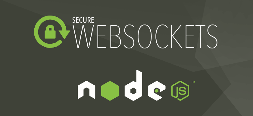secure websockets in nodejs